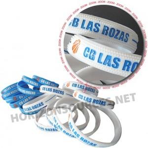basketbal silikonarmbander