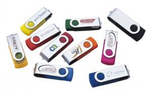 Wie Sie ihre Marke effektiv mit bedruckten USB Sticks